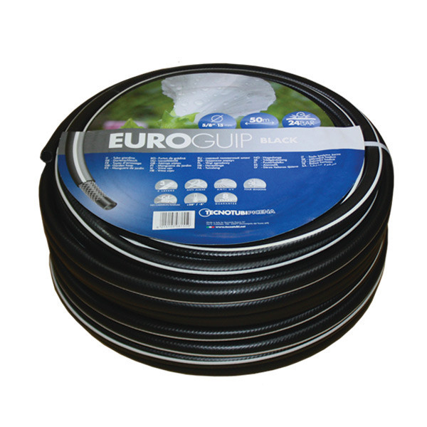 Шланг Tecno Tubi, Euro Guip Black
