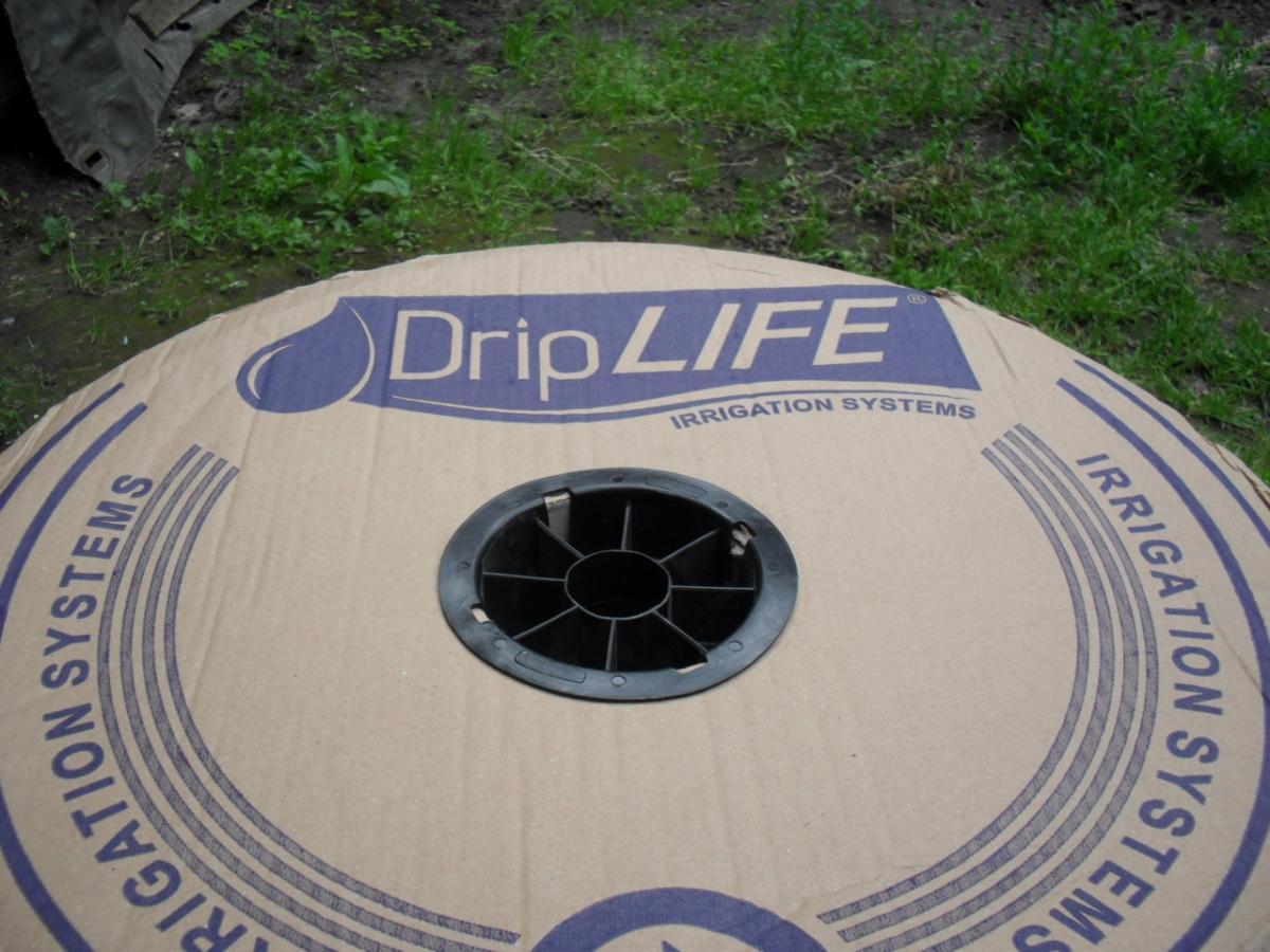"""Капельная лента """"Drip Life"""" - Турция"""