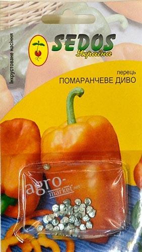 Перец ПОМАРАНЧЕВЕ ДИВО -SEDOS