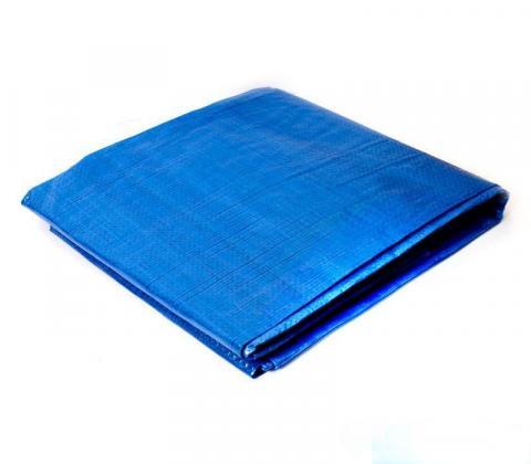 Тент синий 65 г/м²