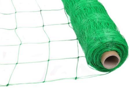 Сетка шпалерная зелёная