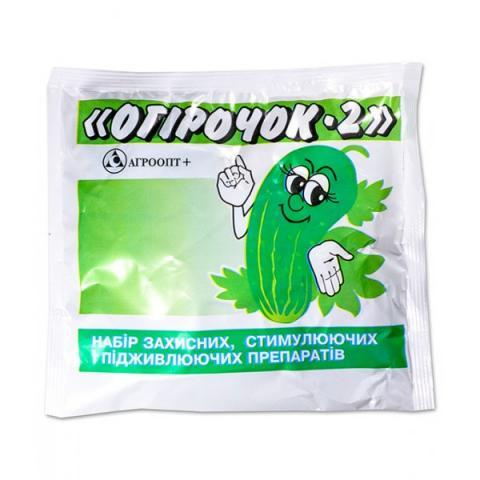 Огірочок-2  (Альєтт + янт.к-та) 30г