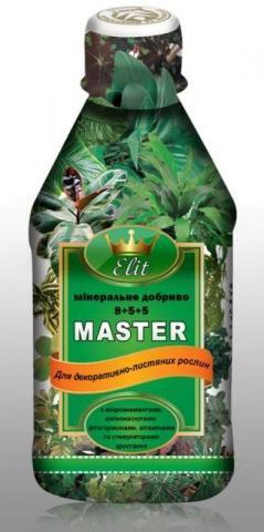 Минеральное удобрение ROST-MASTER ELIT, для декоративно-лиственных растений