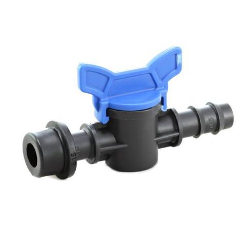 """Кран """"MAVI"""" с силиконовой прокладкой для кап. трубки диам. 16 мм"""