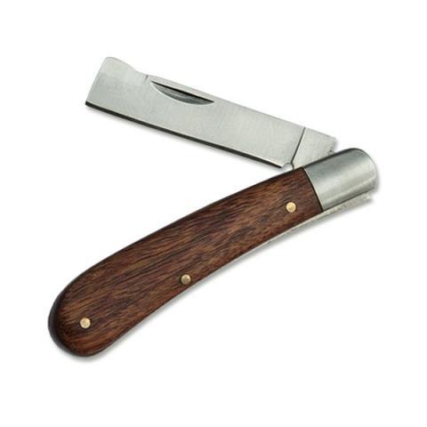 Нож садовый, складной, копулировочный - OKULIZAK