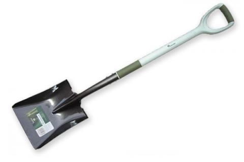 Лопата совковая 109 см, сarbon steel Ergonomic