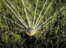 Роторы среднего радиуса полива