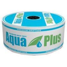 """Капельная лента """"Aqua Plus"""" 500м, растояние капельниц 20 см, 8mil - Украина"""