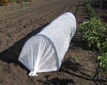 """Тепличка """"Фермер - Малая"""", плотность 50г/м.кв, длина 4м"""