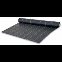 Агроткань черная, плотность 100г/м.кв., размер 1,05х100 м - Agreen