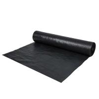 Агроткань чёрная, плотность 100г/м.кв, размер 1,7х25 м - Growtex