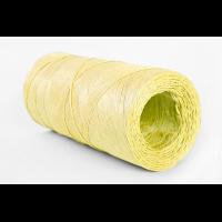 Шпагат полимерный, вес 5 кг, длина 5000 м.п., желтый - Белоруссия