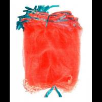 Сетка-мешок для винограда 2 кг, 22х35 см, красная - Agreen