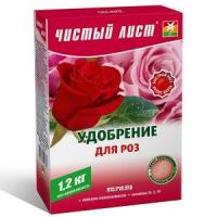 """Добриво кристалічне """"Чистый Лист"""" для Троянд, 1,2 кг"""