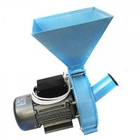 Электродробилка для зерна и початков кукурузы  ЛАН-2