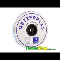 """Капельная лента """"METZERPLAST"""" 500м, расстояние капельниц 20 см, 8mil - Израиль"""