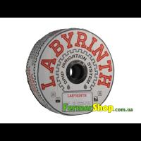 "Капельная лента ""Labyrint"" 1000м, расстояние капельниц 10 см, 8mil - Украина"