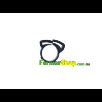 Крепление капельной трубки к шпалере (кольцо зажимное)