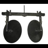 Окучник дисковый диам. 360 мм., регулируемый (универсальный)