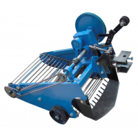 Картофелекопатель вибрационный транспортерный
