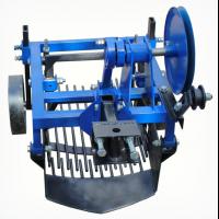 Картофелекопатель вибрационный 2-х эксцентриковый под мототрактор с гидравликой