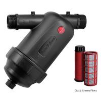 """1"""" сетчатый фильтр LCRBY100S фильтрация 130 мкм, расход до 6 м3/час - Rain Bird"""