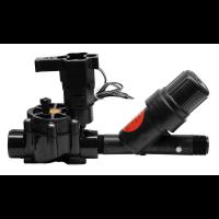 """Комплект XCZ-075-PRF 075-LFV + 3/4"""" фильтр с регулятором давления, выход. давление 2,0 атм, (75 мкм) - Rain Bird"""