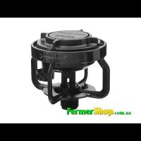 Ороситель LF-2400 Расход воды 384-913 л/час, радиус орошения 8,8 - 13,5 м, без форсунки и дефлектора