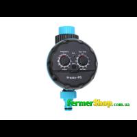 Электронный таймер для полива, с механическим управлением