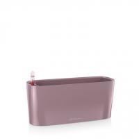 Кашпо DELTA 10 фиолетово-пастельный блестящий
