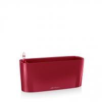 Кашпо DELTA 10 ярко-красный блестящий