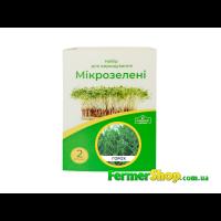 """Набор для выращивания микрозелени """"Домашний фермер"""" Горох"""
