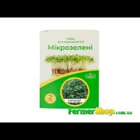 """Набор для выращивания микрозелени """"Домашний фермер"""" Кориандр"""