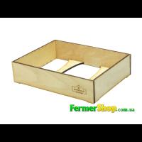 """Декоративная подставка для контейнеров с микрозеленью - """"Домашний фермер"""""""