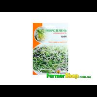 Семена микрозелени Лён 30 г