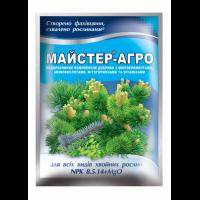 Удобрение для всех видов хвойных растений 25 г - Мастер-Агро