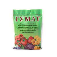 Органическое удобрение Гумат 150 г (сухой)