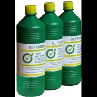 Универсальное органическое удобрение ВЕРМИКОН, (жидкая вытяжка из биогумуса) 1,0 л