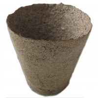 Торфяной горшочек, диаметр 8см - Украина
