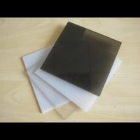 Монолитный поликарбонат Borrex 2 мм, размер листа 2050х4050 мм, цветной