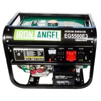Генератор EG 5500E3, бензиновый - IRON ANGEL