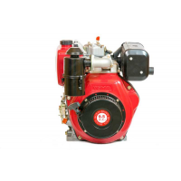 Двигатель дизельный WM186FB, вал шлицы 418 cc/9,5 л.с. - WEIMA