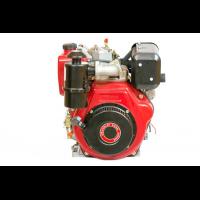 Двигатель дизельный WM186FBЕ, (вал шлицы), 418cc/9,5 л.с., эл/ст - WEIMA