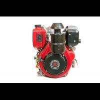 Двигатель дизельный WM188FBE, (вал шлицы, 456cc/12 л.с., эл/ст - WEIMA
