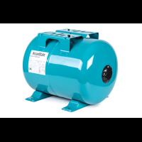 Гидроаккумулятор горизонтальный 24 л (толщ. стенки 0,8 мм, мембрана HBR) - Украина