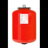 Расширительный бак 24 л (толщ. стенки 0,8 мм, мембрана HBR) для систем отопления и водоснобжения