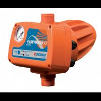 Электронный регулятор давления Pedrollo EASYPRESS-2М, старт 1,5 бар (с манометром)