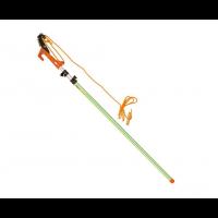 Веткорез штанговый телескопический 150 - 380 см, алюминиевые ручки