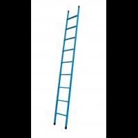 Лестница приставная металлическая 9 ступеней, h=2720 мм