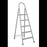 """Лестница-стремянка металлическая """"ИТАЛИЯ"""" 5 ступеней, h=1100 мм"""